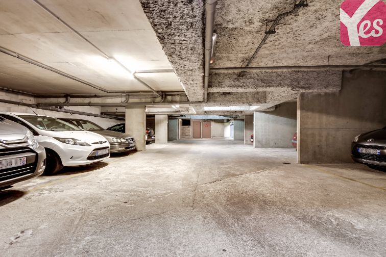 Location parking Daumesnil - Bel-Air