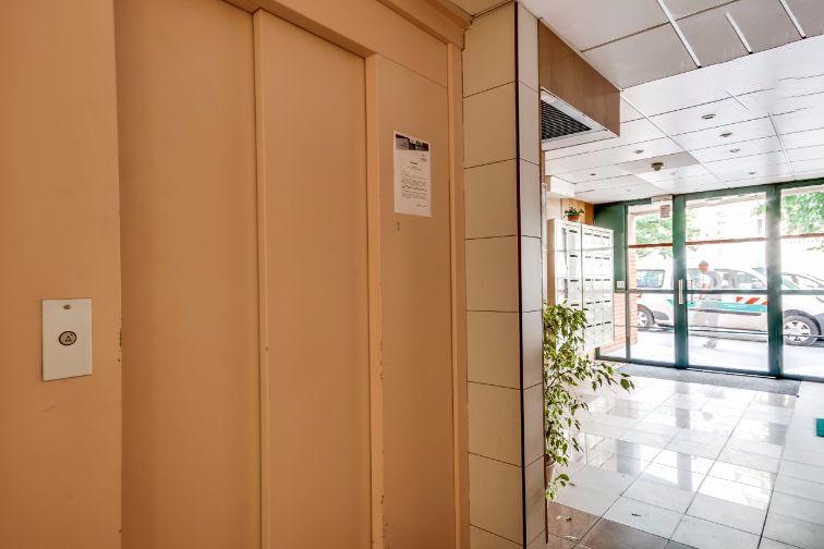 Parking Daumesnil - Bel-Air gardien