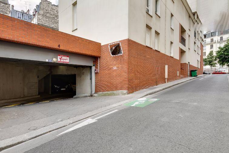 Parking Daumesnil - Bel-Air 75012