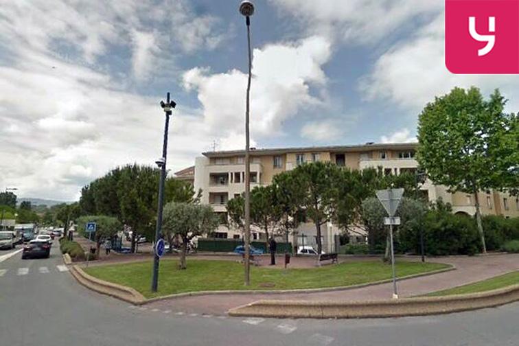location parking Route de la Roquette - Mougins