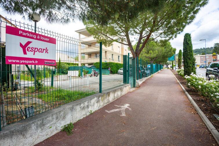 Parking Route de la Roquette - Mougins souterrain