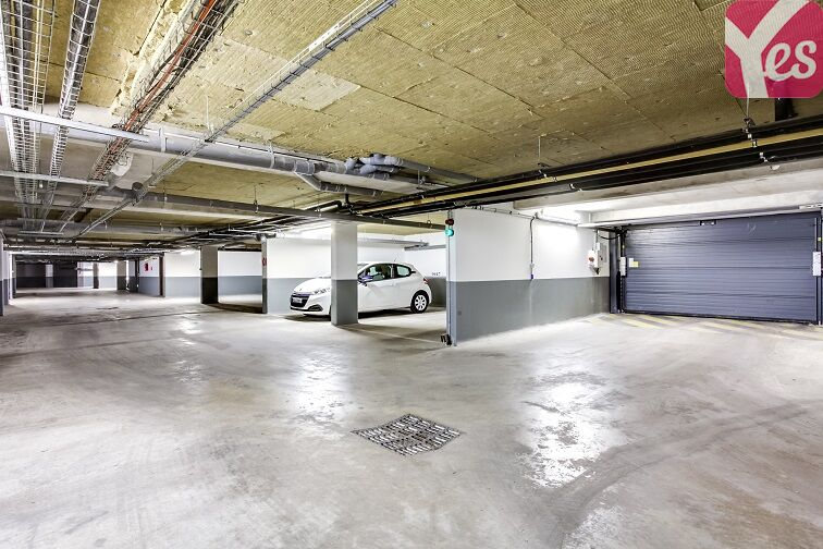 Parking Livry-Gargan - Nord garage