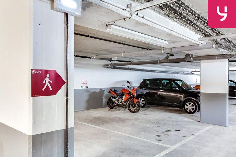 Parking Livry-Gargan - Nord location