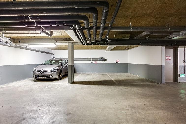 Parking Livry-Gargan - Nord caméra