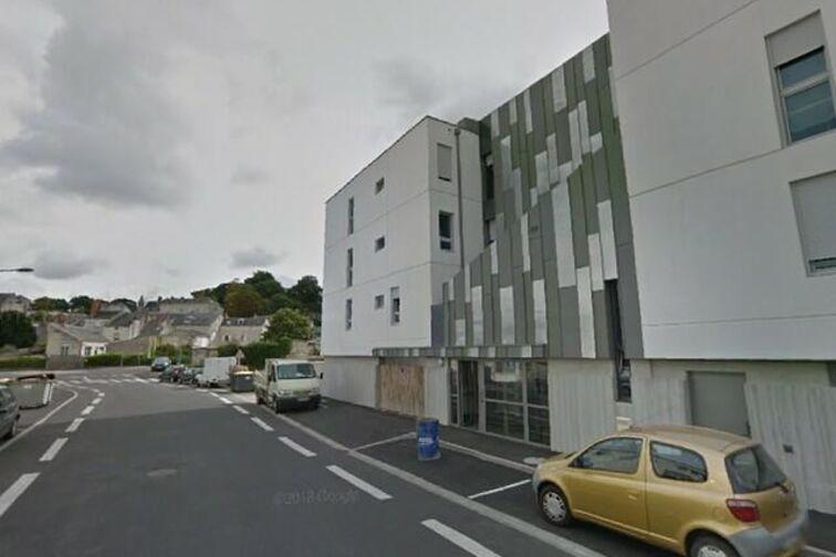 Parking Saumur - Nantilly (Place) location