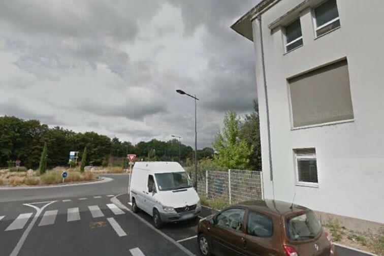 Parking Saumur - Nantilly (Place) gardien