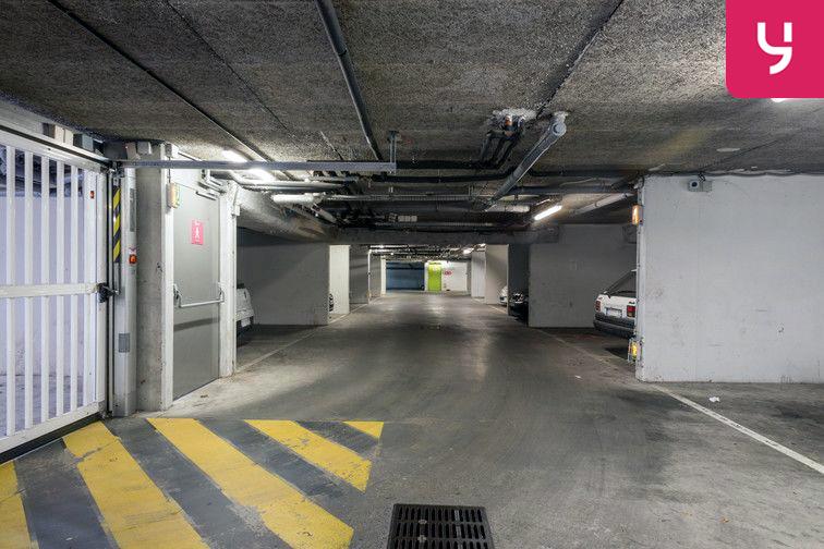 Parking Collège Barbara - Pierrefitte-sur-Seine (place moto) avis