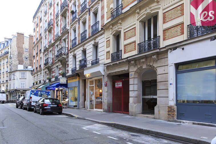 Parking Mairie - Paris 20 avis
