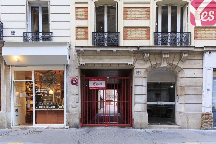 Parking Mairie - Paris 20 27 rue de Gâtines