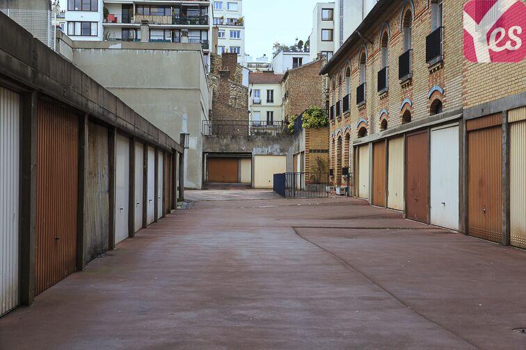Parking Mairie - Paris 20 box