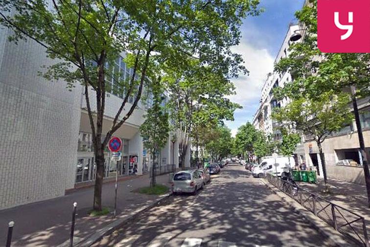 Location parking Rue Mathis - Flandres - Paris 19