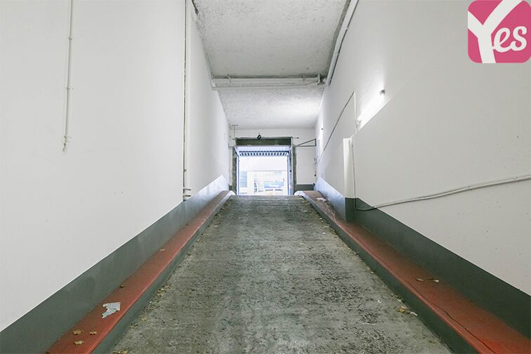 Parking Rue Mathis - Flandres - Paris 19 Paris