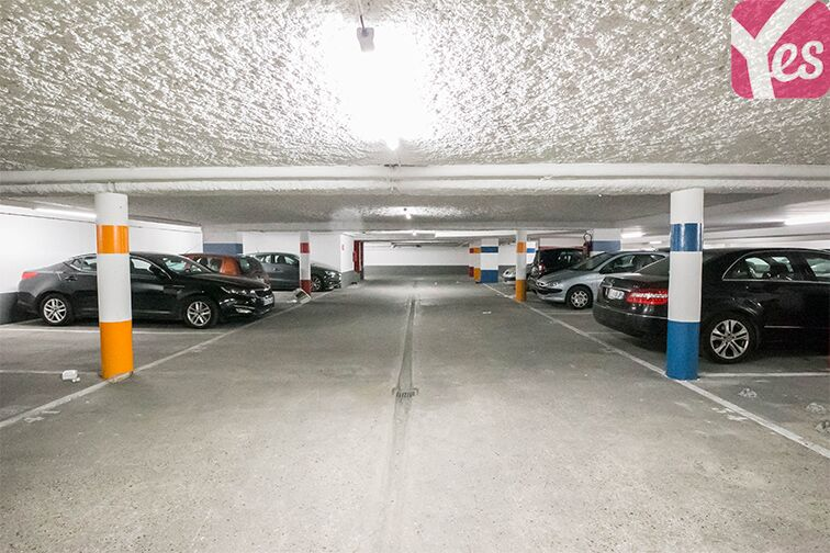 Parking Rue Mathis - Flandres - Paris 19 pas cher