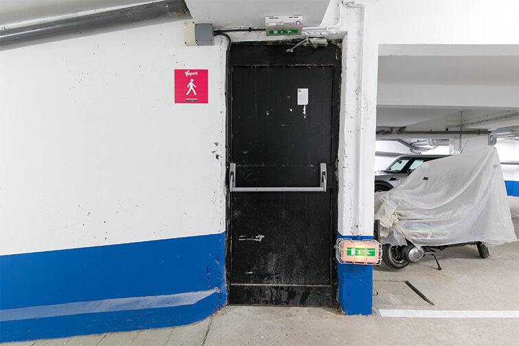 Parking Rue de Belgrand - Métro Porte de Bagnolet - Paris 20 location