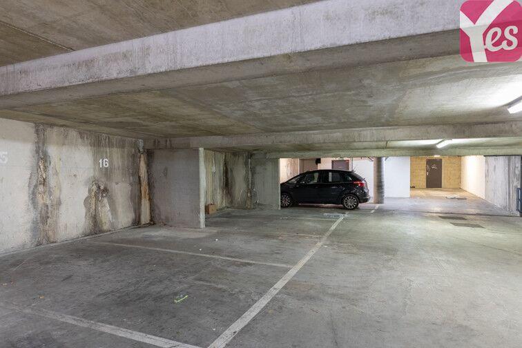 Parking Rue des Rigoles - Belleville - Paris 20 pas cher