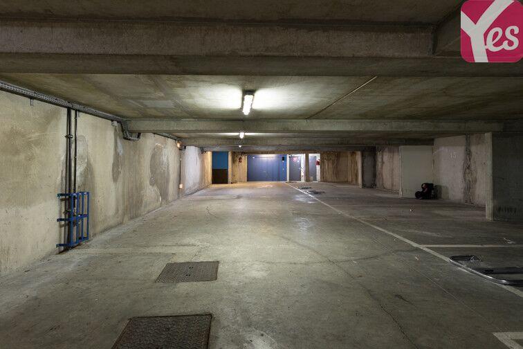 Parking Rue des Rigoles - Belleville - Paris 20 souterrain