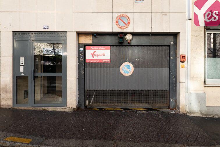 Location parking Rue des Rigoles - Belleville - Paris 20