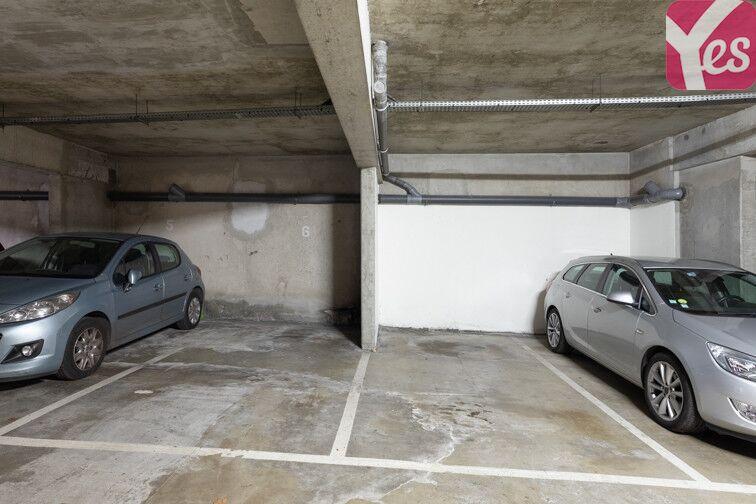Parking Rue des Rigoles - Belleville - Paris 20 Paris