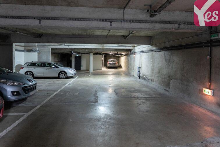 Parking Rue des Rigoles - Belleville - Paris 20 sécurisé
