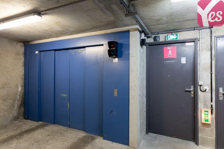 Parking Rue des Rigoles - Belleville - Paris 20 box