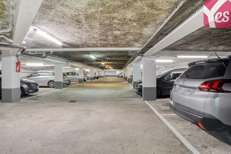 Parking Moulin des Prés - Place d'Italie - Paris 13 24/24 7/7