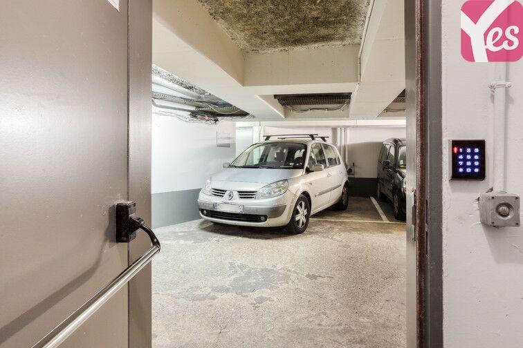 Parking Moulin des Prés - Place d'Italie - Paris 13 gardien
