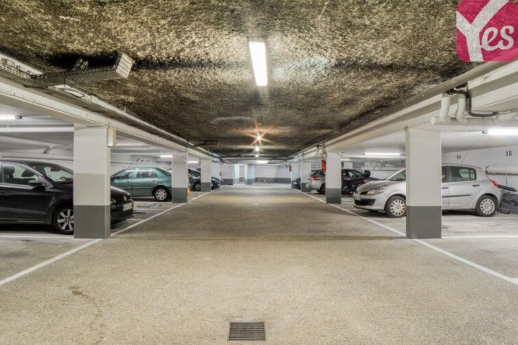 Parking Moulin des Prés - Place d'Italie - Paris 13 box