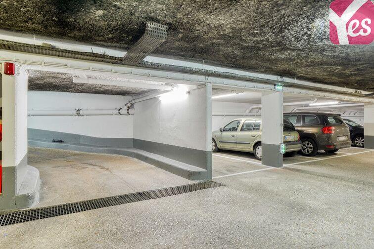 Parking Moulin des Prés - Place d'Italie - Paris 13 sécurisé
