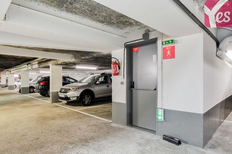 Parking Moulin des Prés - Place d'Italie - Paris 13 75013