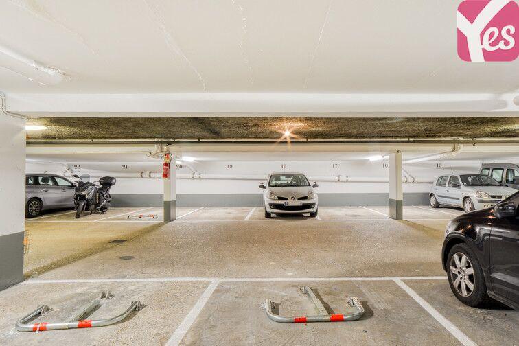 Parking Moulin des Prés - Place d'Italie - Paris 13 Paris