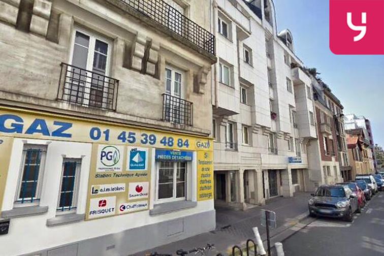 Location parking Maurice Rouvier - Métro Plaisance - Paris 14