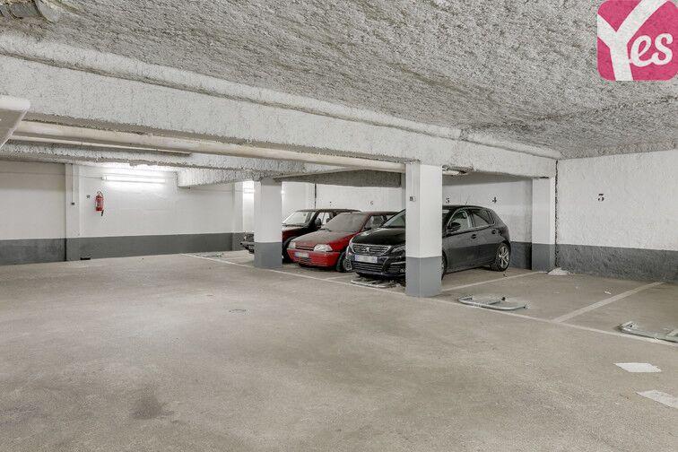 Parking Métro Pelleport - Capitaine Marchal - Paris 20 Paris