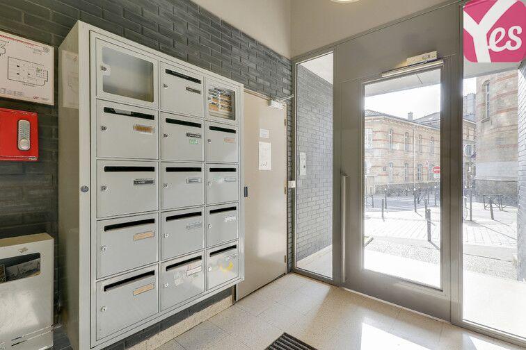 Parking Métro Pelleport - Capitaine Marchal - Paris 20 à louer