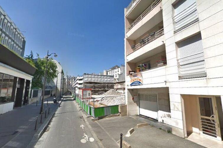 location parking Bataclan - Paris