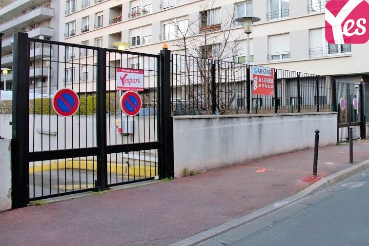 Location parking Vitry-sur-Seine - boulevard de Stalingrad