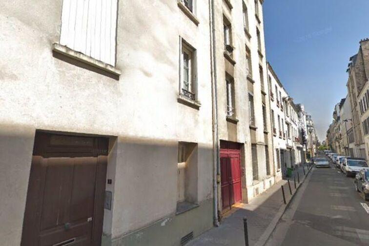 Parking Plaisance - Abbé Carton - Paris gardien