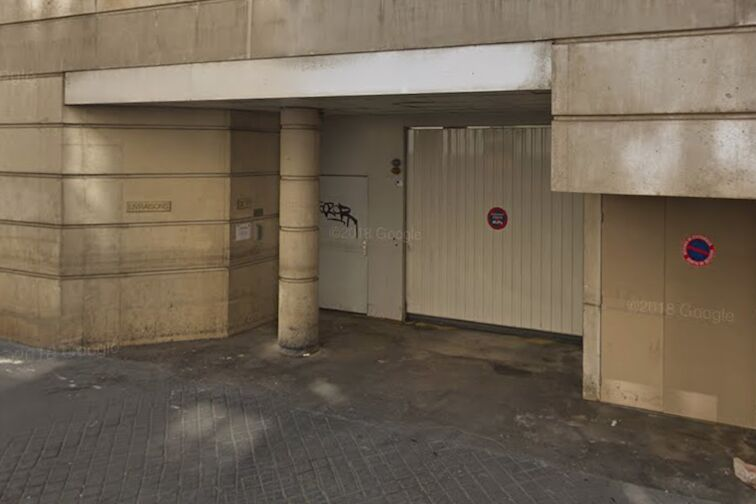 location parking Plaisance - Jacquier - Paris