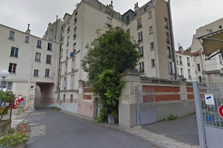 Parking Pyrénées - Métairie - Paris pas cher