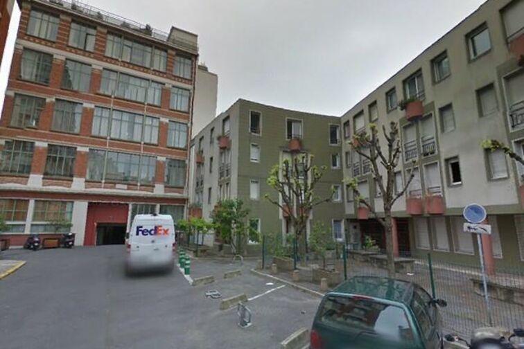 Parking Pyrénées - Métairie - Paris 75020