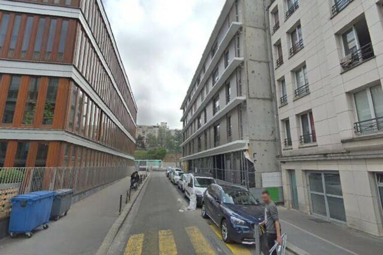 Parking Ministère de l'Intérieur - Paris avis