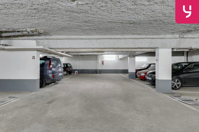 Parking Métro Pelleport - Capitaine Marchal - Paris 20 (place moto) sécurisé