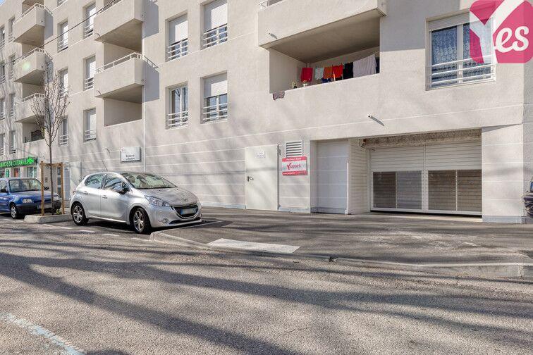 Parking Stade Marquet Rugby - La Seyne-sur-Mer (Accès -1) avis