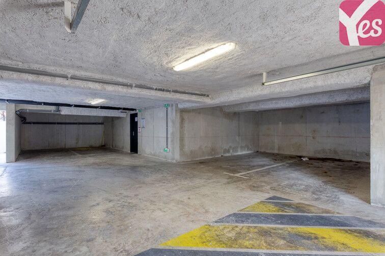 Parking Stade Marquet Rugby - La Seyne-sur-Mer (Accès -1) sécurisé