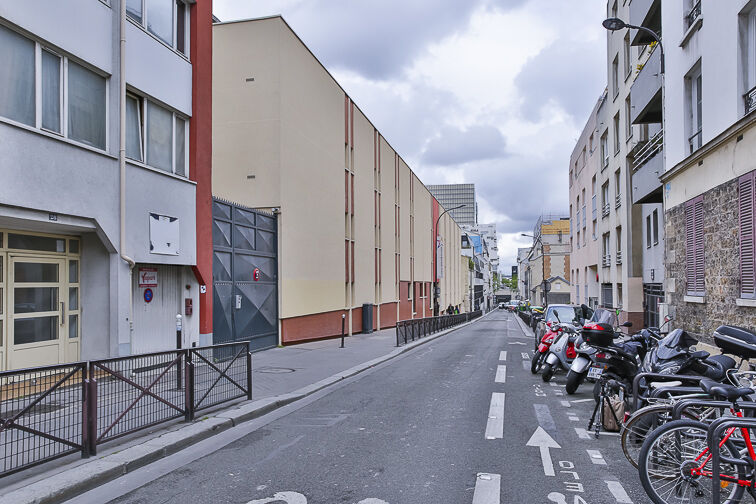 location parking Bibliothèque François Mitterrand - Paris