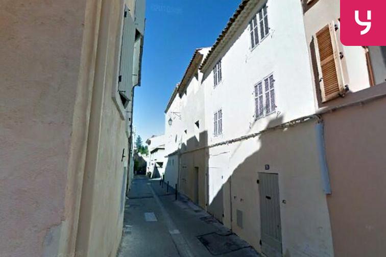 Parking Pigeonnier - Aix-en-Provence box