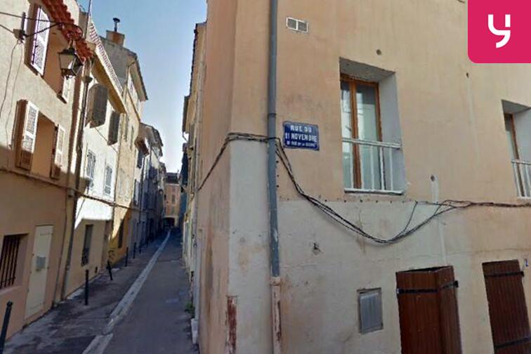 Parking Pigeonnier - Aix-en-Provence sécurisé