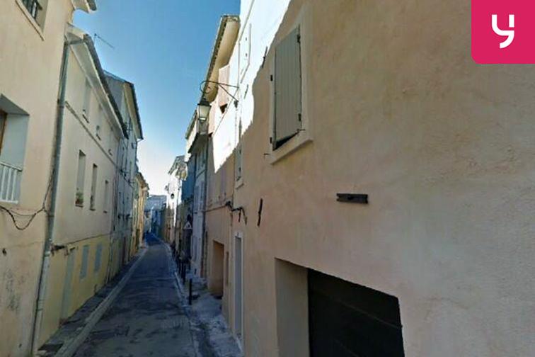 Parking Pigeonnier - Aix-en-Provence 24/24 7/7