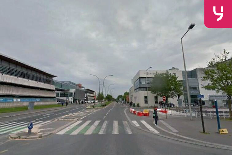 Parking Piegeonnier - Amiens location mensuelle