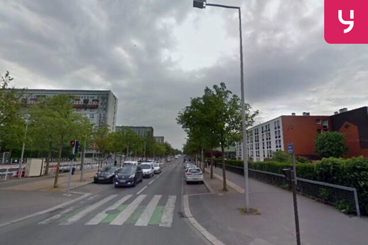 Parking Piegeonnier - Amiens box