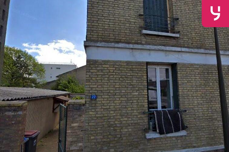 Parking Gymnase Brossolette - Argenteuil rue Etienne Dolet